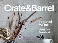 Crate & Barrel (Special offer) Flyer