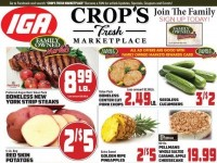 Crops Fresh Marketplace (Weekly Specials) Flyer