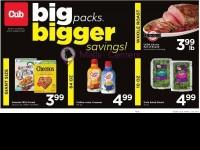 Cub Foods (Big Packs Bigger Savings) Flyer