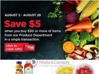 Cub Foods (Buy 5 Drinks Get 1 Free) Flyer