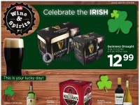 Cub Foods (Celebrate The IRISH) Flyer