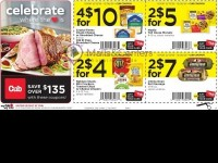 Cub Foods (Celebrate Where The Love Is)  Flyer