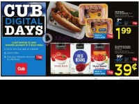 Cub Foods (Don't Miss The Savings) Flyer