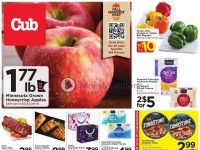 Cub Foods (Fall Harvest Fest) Flyer
