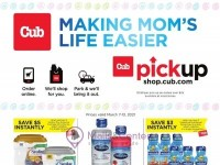 Cub Foods (Making Mom's Life Easier) Flyer