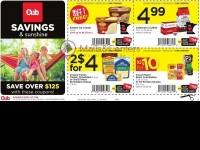 Cub Foods (Savings & Sunshine) Flyer