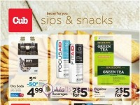 Cub Foods (Sips And Snacks) Flyer