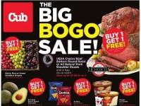 Cub Foods (The Big Bogo Sale) Flyer