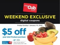 Cub Foods (Weekend Exclusive) Flyer