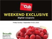 Cub Foods (Weekend Exclusive) Flyer