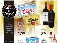 Cub Foods (Wine And Spirits) Flyer