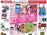 CVS Pharmacy (Epic Beauty Event - CA) Flyer