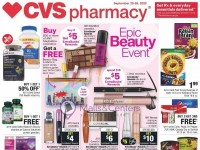 CVS Pharmacy (Epic Beauty Event - KS) Flyer