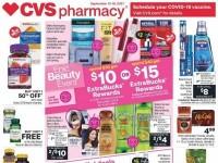 CVS Pharmacy (Epic Beauty Event - TX) Flyer