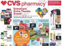 CVS Pharmacy (Extra Care Extra Thanks Event - WA) Flyer