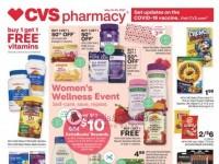CVS Pharmacy (Special Offer - CA) Flyer