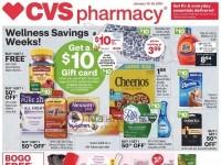 CVS Pharmacy (Wellness Savings Event - TX) Flyer