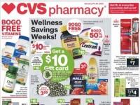 CVS Pharmacy (Wellness Savings Week - DC) Flyer