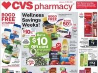 CVS Pharmacy (Wellness Savings Week - KY) Flyer