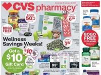 CVS Pharmacy (Wellness Savings Week - WA) Flyer