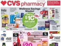 CVS Pharmacy (Wellness Savings Weeks - FL) Flyer