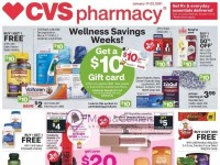 CVS Pharmacy (Wellness Savings Weeks - TX) Flyer