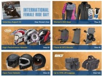 Cycle Gear (Hot Offer) Flyer