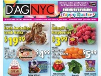 D'Agostino (Happy Easter) Flyer