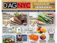 D'Agostino (Hot Deals) Flyer