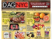D'Agostino (Weekly Specials) Flyer
