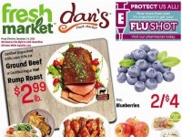 Dan's Fresh Market (Special Offer) Flyer