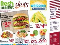 Dan's Fresh Market (Special Offer) Flyer