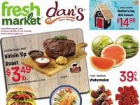 Dan's Fresh Market (Weekly Specials) Flyer