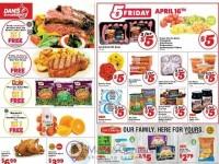 Dan's fresh supermarket (Special Offer) Flyer