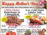 Dash's Market (Happy Mother's Day) Flyer
