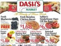 Dash's Market (Hot Offers) Flyer