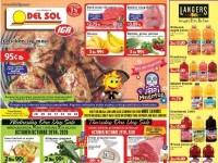 Del Sol IGA (Special offer) Flyer