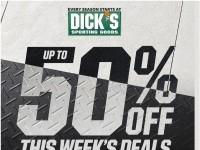 Dick's Sporting Goods (This Week's Deals) Flyer