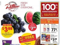 Dillons (Fresh For Everyone) Flyer