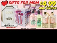 Discount Outlet (Gifts For Mom) Flyer