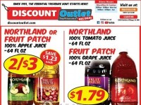 Discount Outlet (GREAT DEALS) Flyer