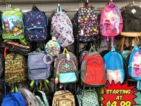 Discount Outlet (GREAT DEALS ON BACKPACKS) Flyer