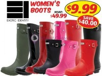 Discount Outlet (SAVE $40 ON BRAND NEW BOOTS) Flyer