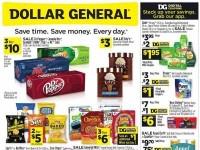 Dollar General (Back To Savings - FL) Flyer