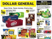 Dollar General (Back To Savings - OR) Flyer