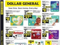 Dollar General (Big Deals For Every Little One) Flyer