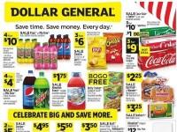 Dollar General (Celebrate Big And Save More - AZ) Flyer