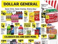 Dollar General (Celebrate Big And Save More - FL) Flyer