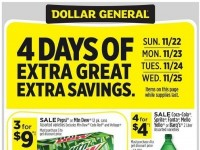 Dollar General (Extra Savings - AZ) Flyer