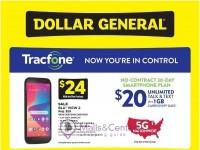 Dollar General (Hot Deal) Flyer